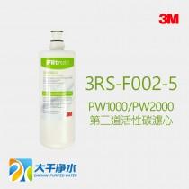 3M PW2000/PW1000-第二道活性碳濾芯 3RS-F002-5