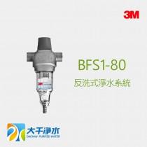 3M 反洗式淨水系統 BFS1-80